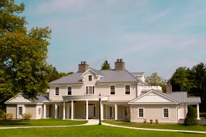 "Mercersburg Academy ""1893 House"" - South Face"
