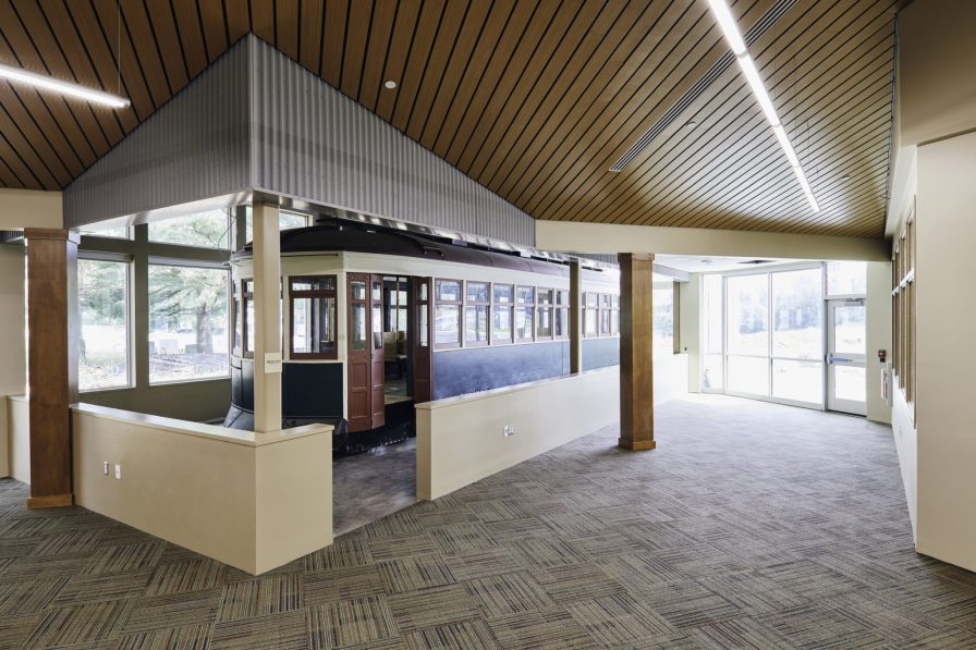 Rockwell Construction - Library