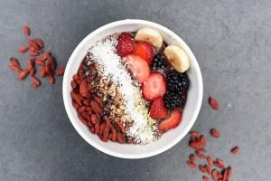 smoothie bowl
