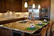 kitchen luxury cabinets