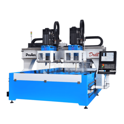 CNC drilling machine – Table type-2