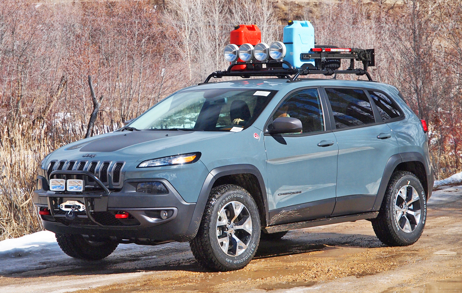 jeep cherokee kl offroad accessories 2015