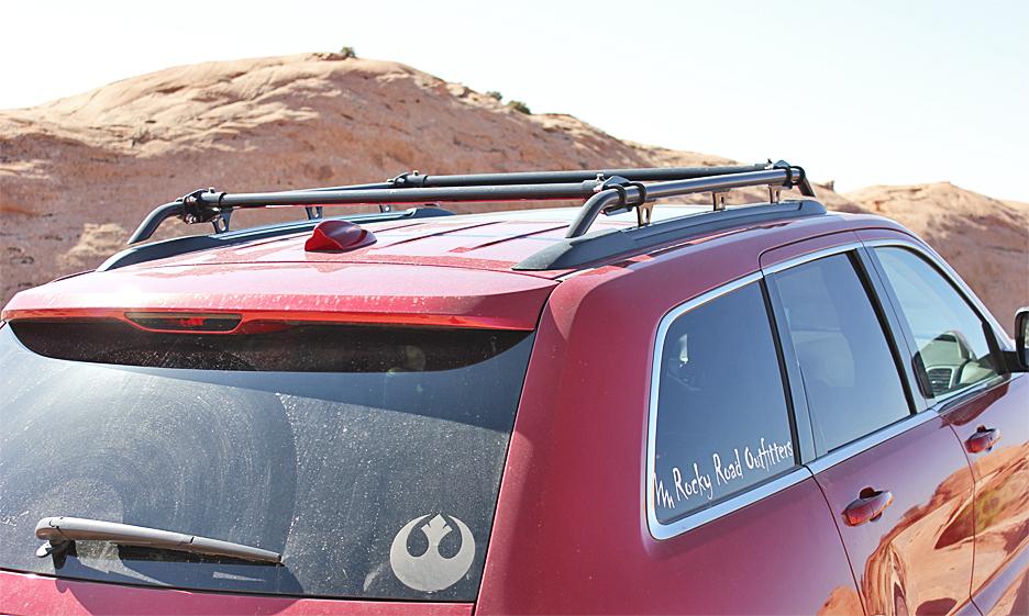 jeep grand cherokee roof rails wk2