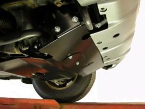 Xterra Skid Plates: Nissan Xterra Skid Plates