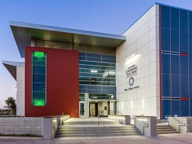 Mesa College Continuing Education Building
