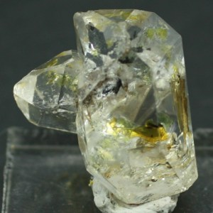 Petroleum-included Quartz, Pakistan (BLM-29)