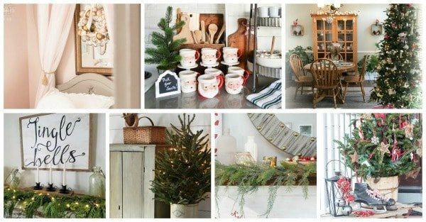 Christmas Home Tours - Friday Participants