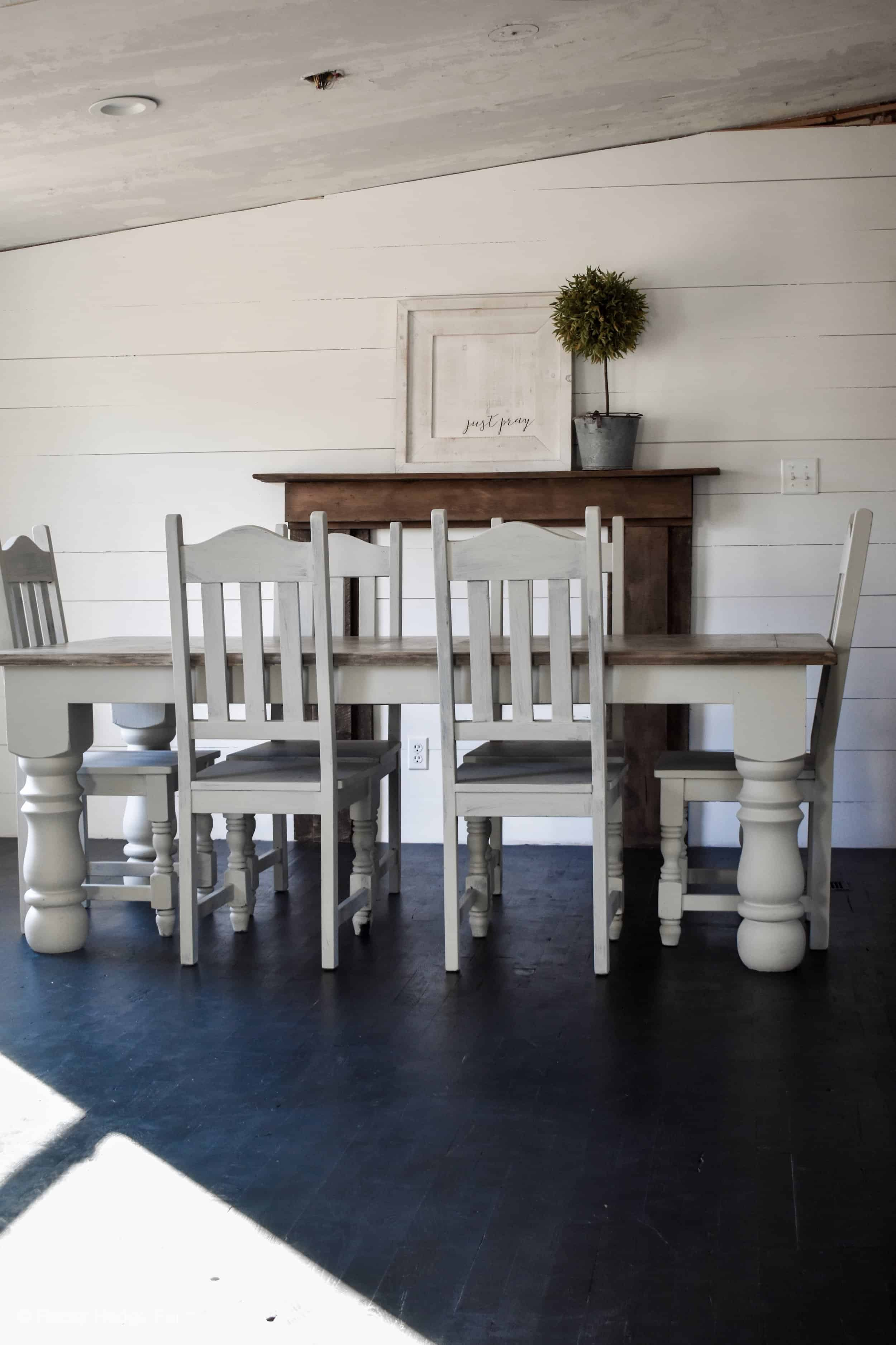 how to remodel a mobile home dining room