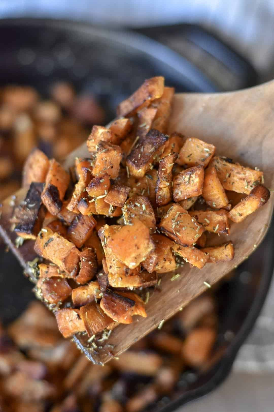 How to Cook Sweet Potatoes on the Stove Top