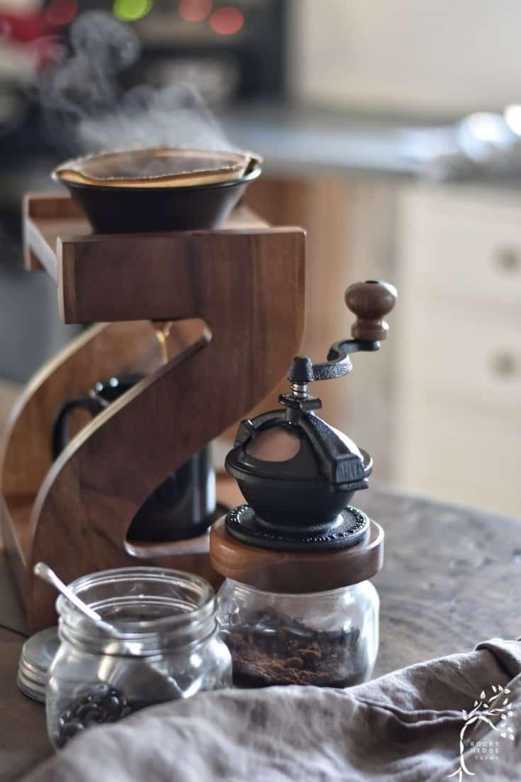 zero waste coffee grinder