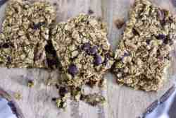 Homemade Healthy Granola Bars From Scratch