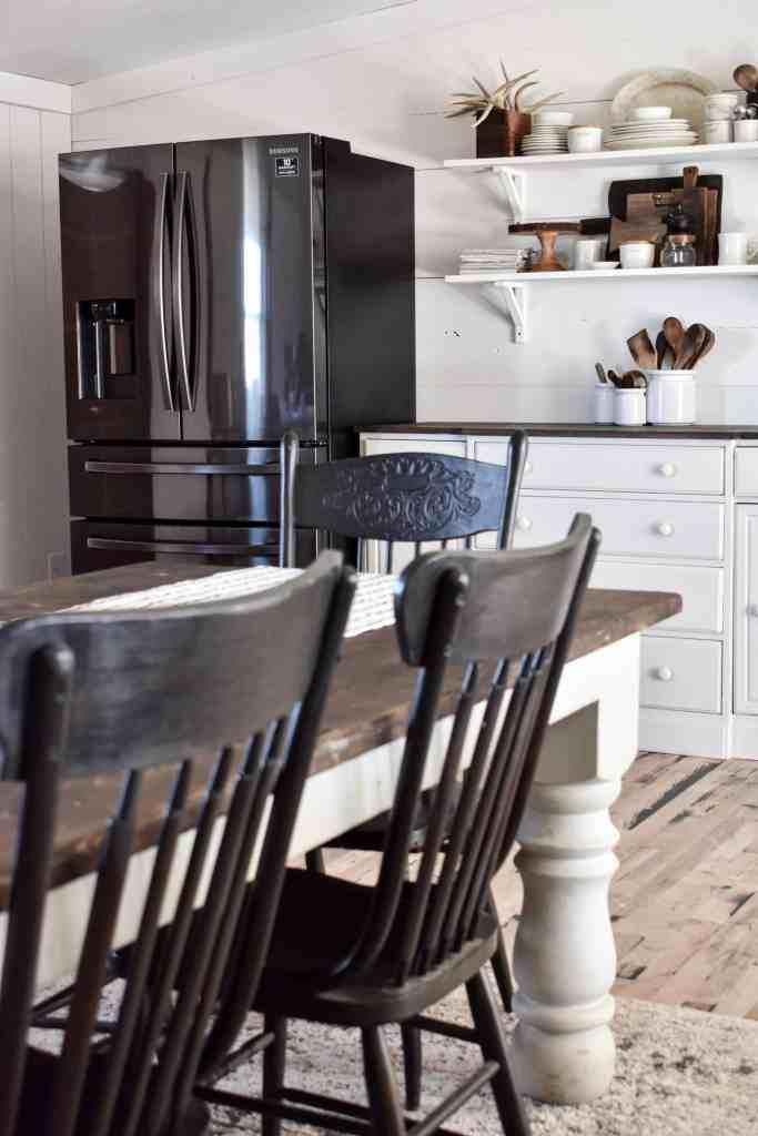 Kitchen Update - Our New Fridge Samsung Black Stainless Steel