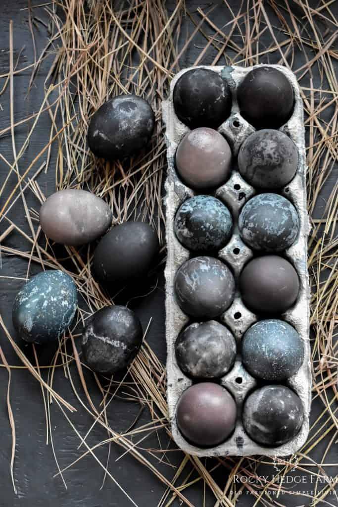 Homemade Natural Egg Dye Recipe