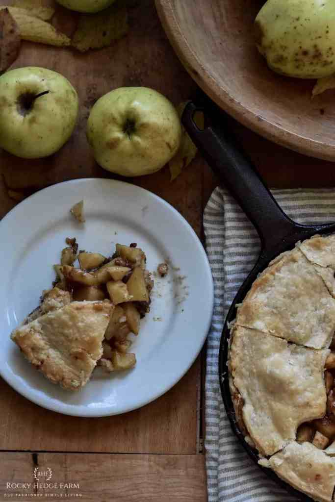 Favorite Apple Pie Recipe