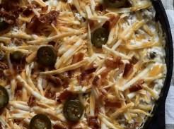 Jalapeno Popper Chicken Skillet Recipe