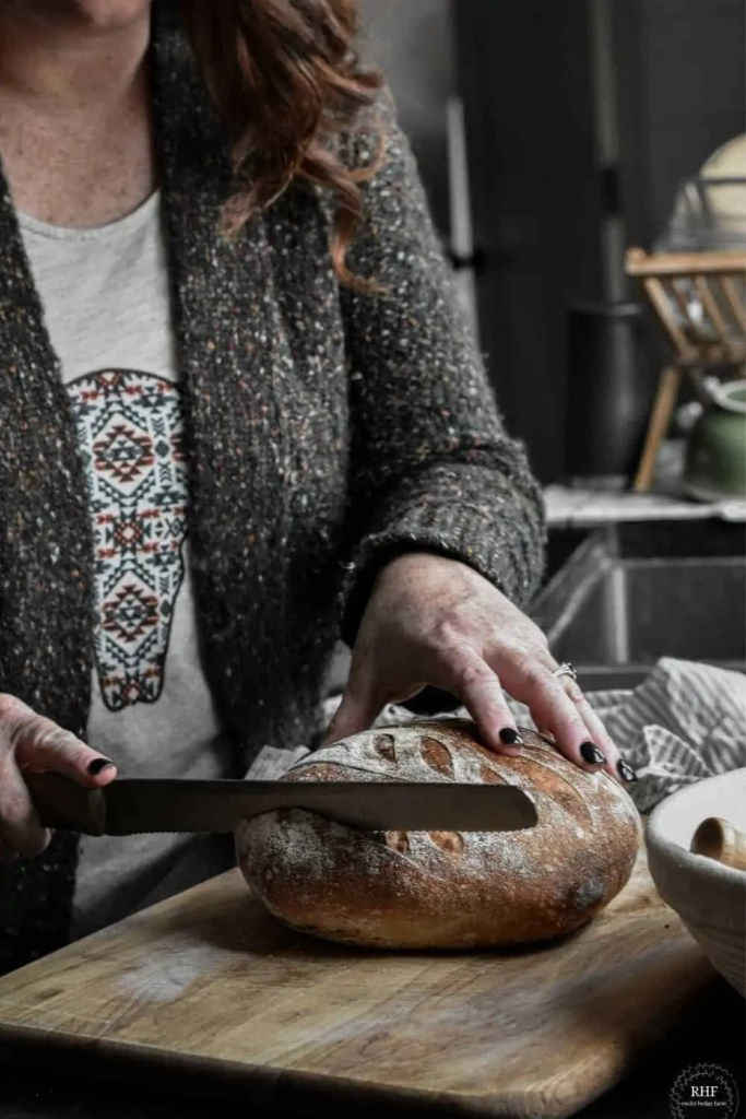 sourdough artisan bread