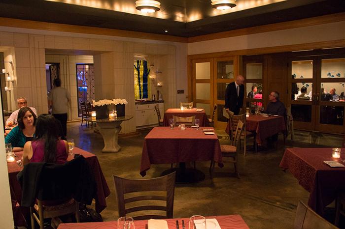 Noé Restaurant 洛杉磯浪漫餐廳推薦 Omni Hotels & Resorts 1