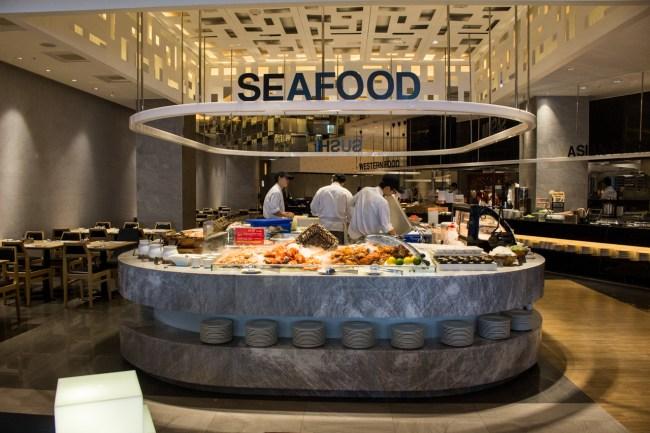 漢來海港敦化店 Buffet 自助式餐廳 ,IMG_4025