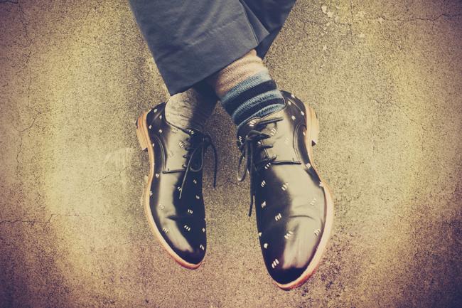 從小細節展現你的個人品味!每個男人都要有一雙的 Pantherella 紳士襪 9