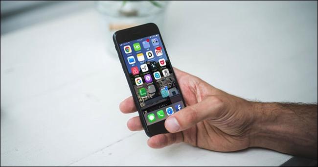 iOS 11 技巧教學 教你如何一次移動多個 Apps 整理更快速 1