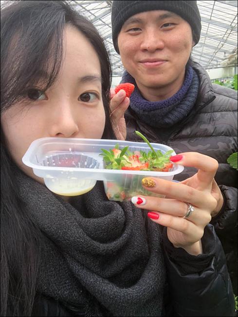 日本採草莓 初體驗 近東京成田 観光いちご園 いちごの杜 16