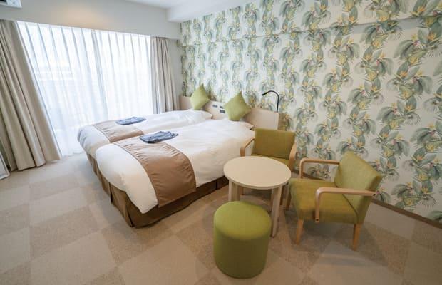 La'gent飯店 - 東京灣雙人房型