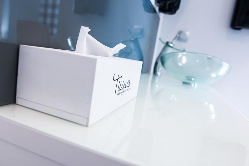 日本旅遊技巧 ,Canva - White Tissue Box