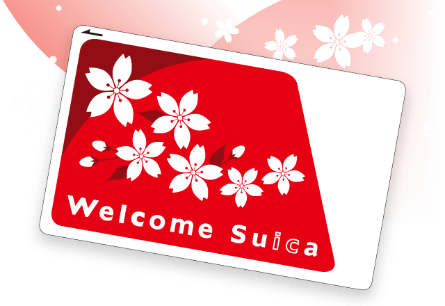 Suica(西瓜卡)與 PASMO ,Img main welcome
