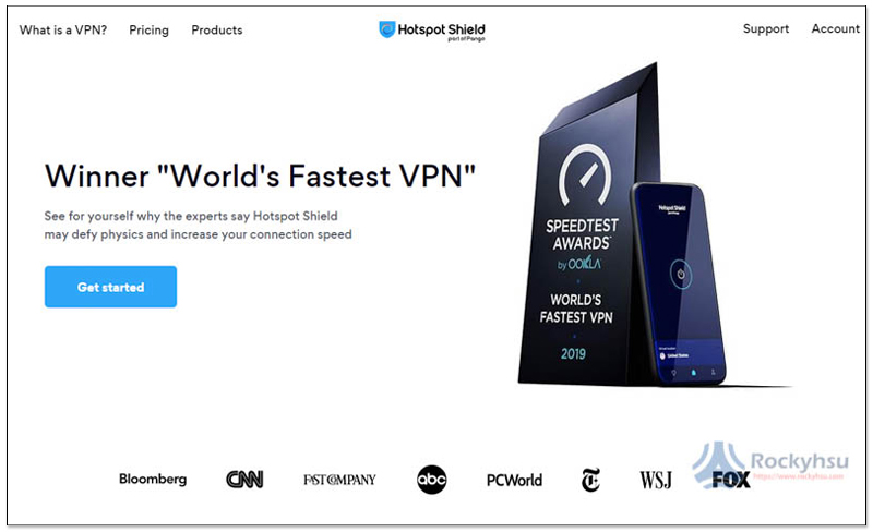 Hotspot Shield VPN 台灣