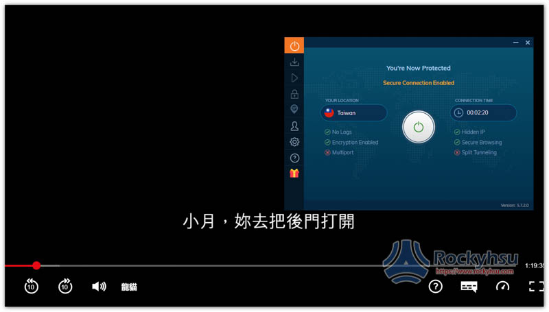 Ivacy VPN 台灣 Netflix