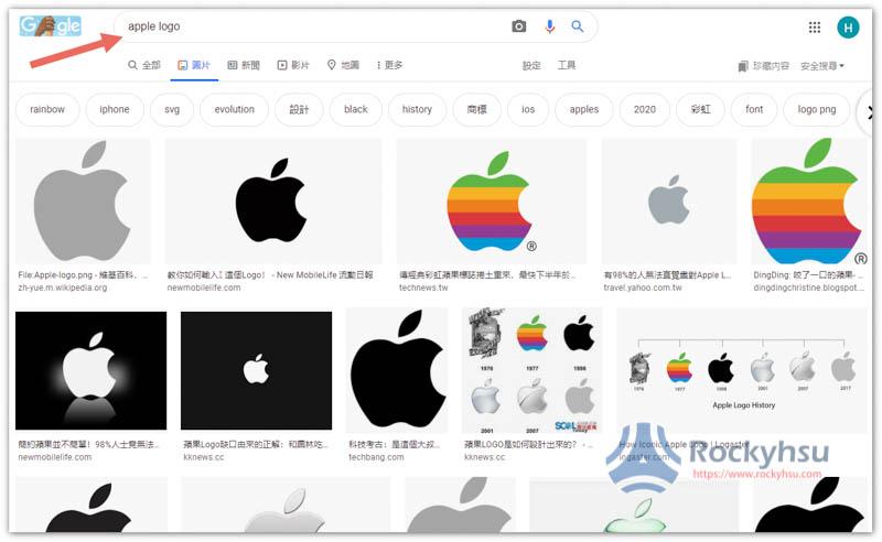 搜尋 Google 圖片