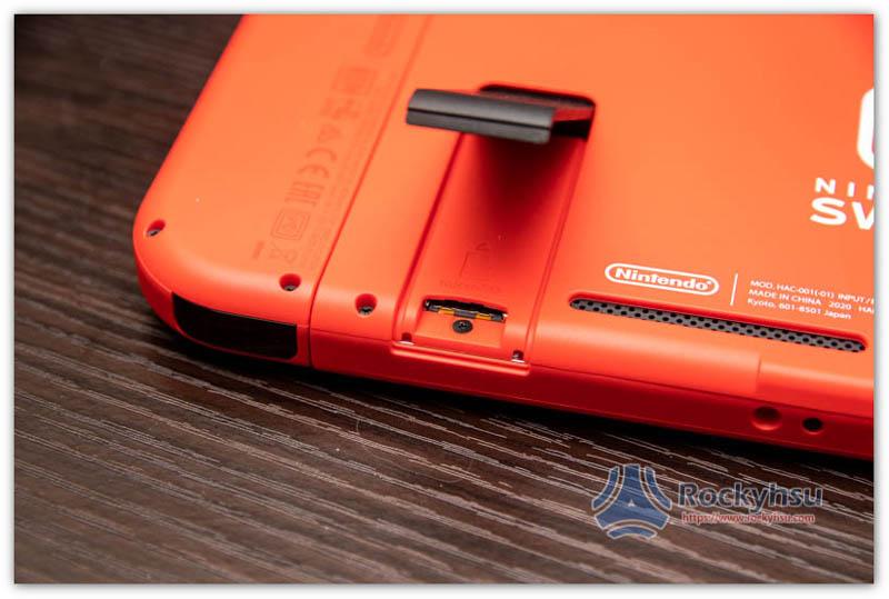 Switch 記憶卡插槽