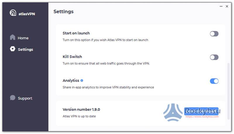 AtlasVPN 應用程式