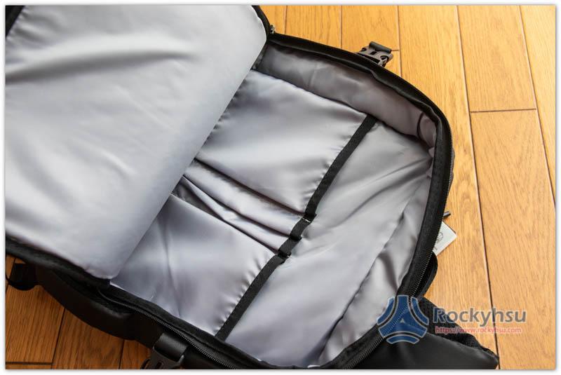 Nayo EXP 後背包前袋