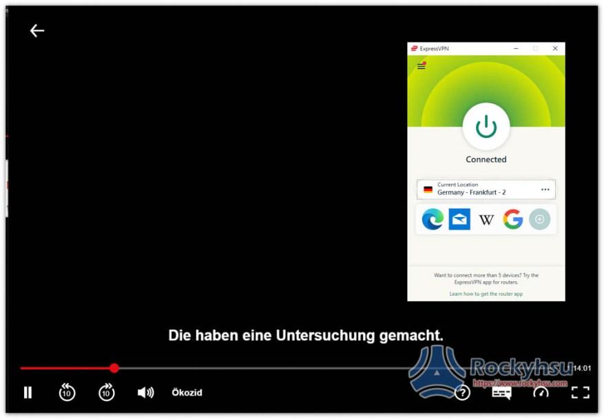 ExpressVPN 德國 Netflix