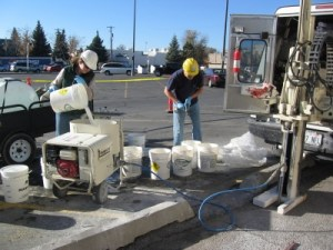 Remediate Contaminated Groundwater