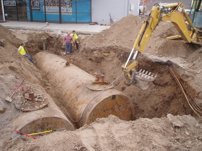 Underground Storage Take Closures | Rocky Mountain Environmental