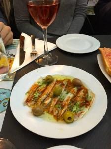 International Food Tour - Barcelona - Anchovies