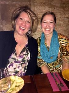 International Food Tour - Barcelona - Karen and Samantha