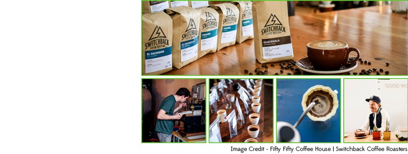 Colorado Springs' Coffee Shops | Fifty Fifty Coffee House