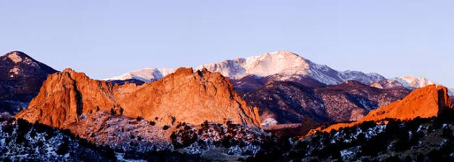 6 Reasons why Colorado Springs is the Perfect Vacation City