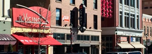Exterior Colorado Craft: Rocky Mountain Food Tours