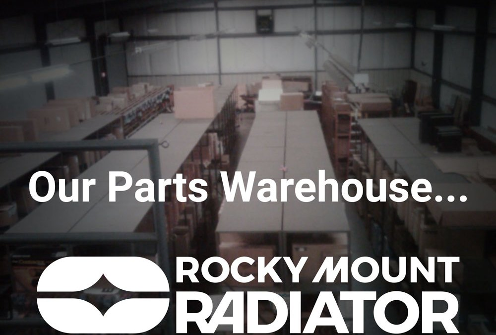 Truck Radiators & Charge Air Coolers