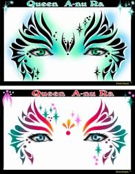stencil - queen