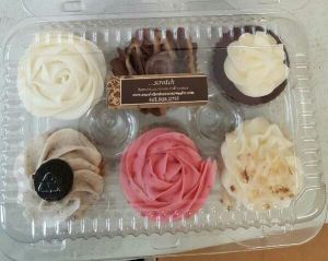 scratch package of cupcakes