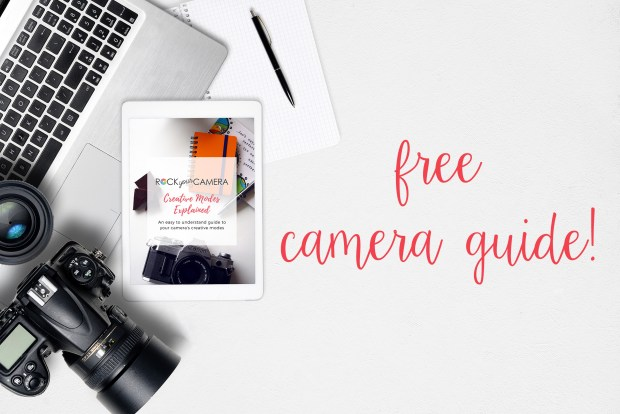 Free Guide to DSLR Creative Modes