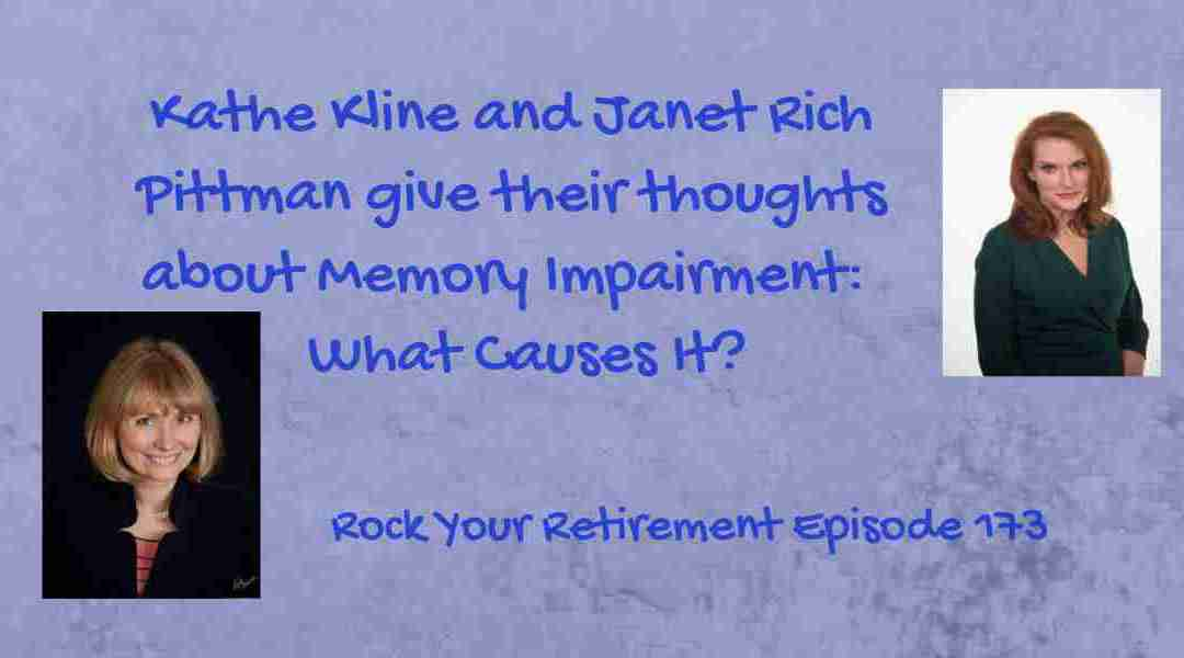 Memory Impairment: What Causes It? – Ep 173