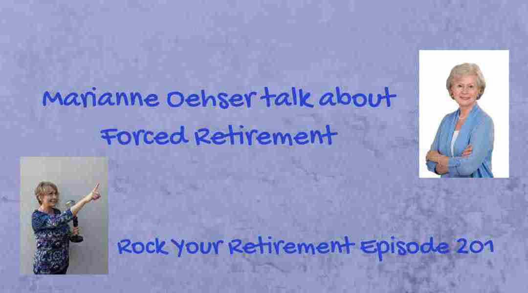 Forced Retirement: Episode 201