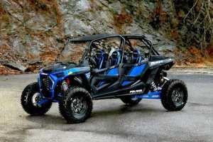 Blue Polaris RZR