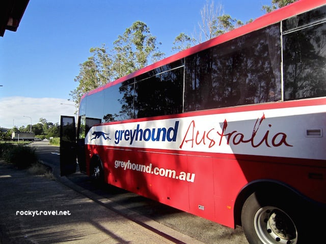 Getting around by bus in Australia